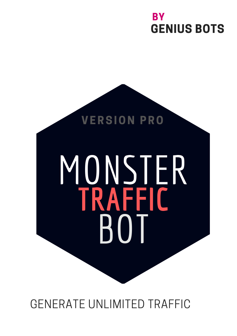 Monster Traffic / Google ranker Generate unlimited traffic
