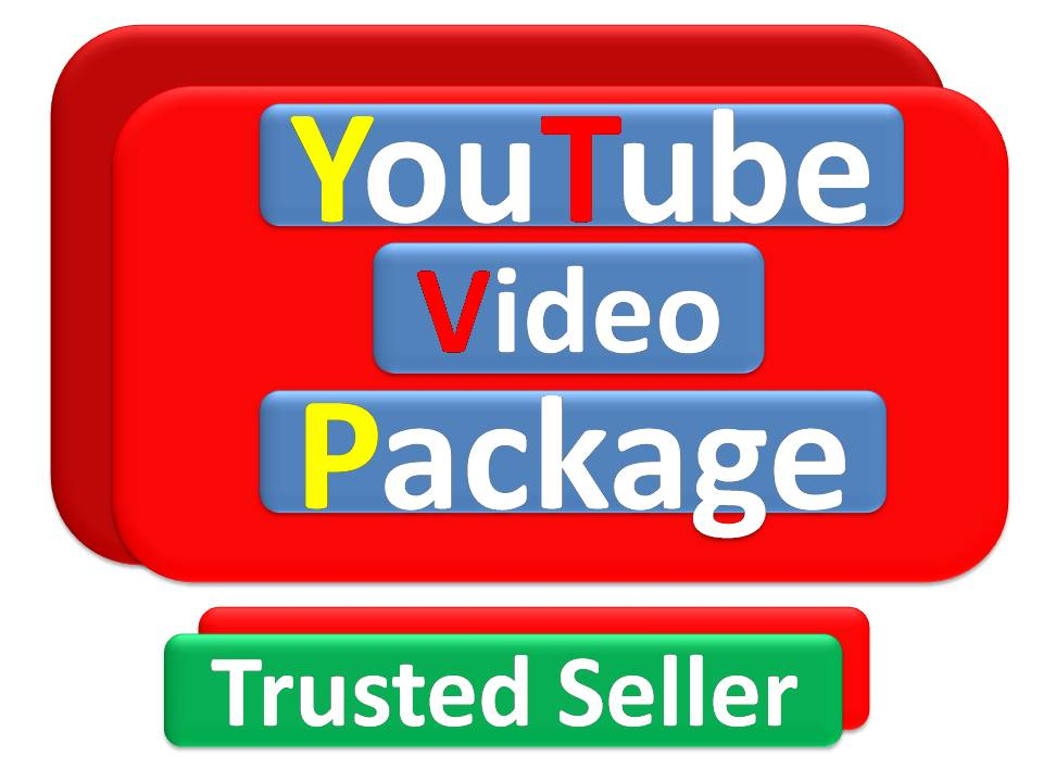 Best SEO Package for your YouTube Video with best quality fast service.