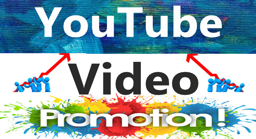 YouTube Video Promotion HQ And Thumbs Up Package All In One Service just