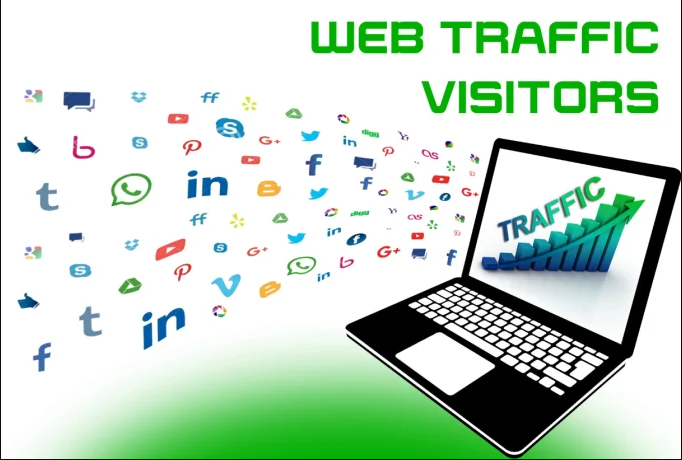 Real Human Traffic From Social Networks for 30 days