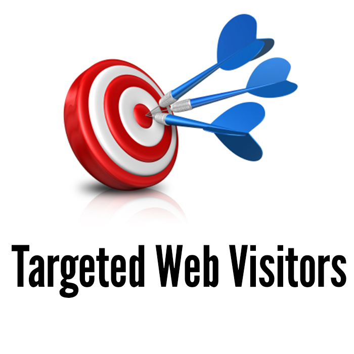 1000 Country Targeted Visitors