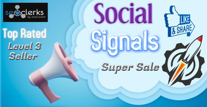 10,000 Facebook SEO Social Signals Backlinks / Bookmark / Important Website Traffic Google ranking