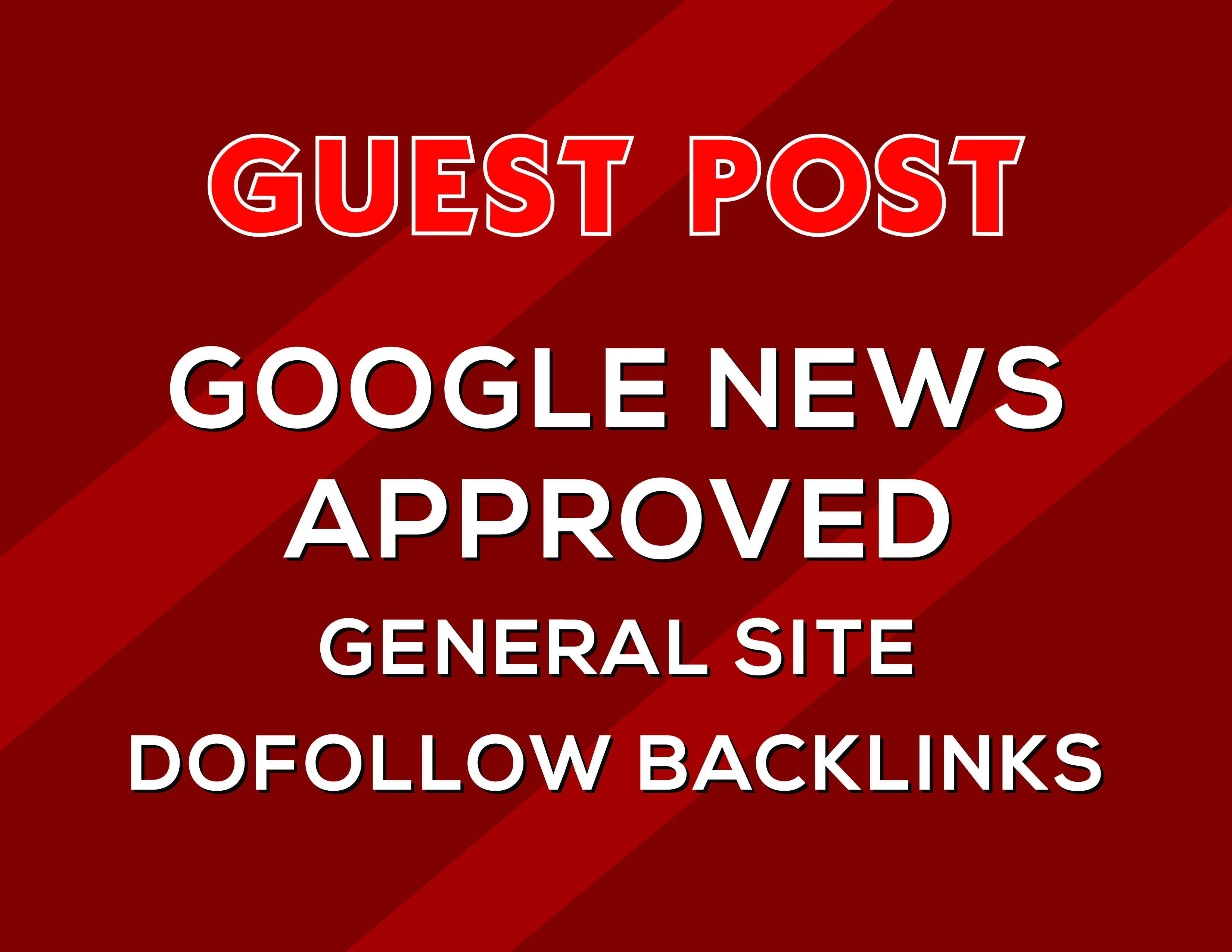 Provide guest post on kinnt. com google approved news site da 57 dr 59 permanent backlink