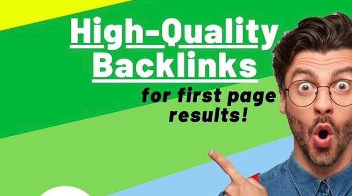 Create High Authority SEO Backlinks