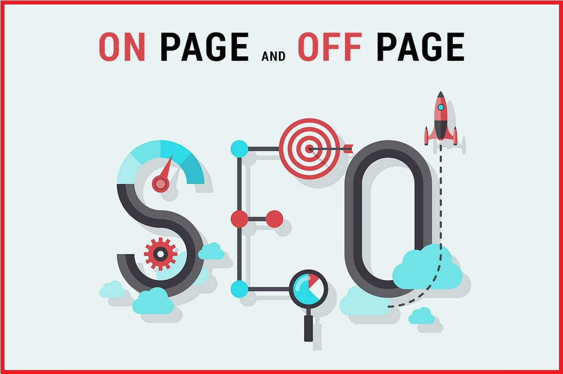 Get google on page and off page seo top rank search engine optimization seo backlinks