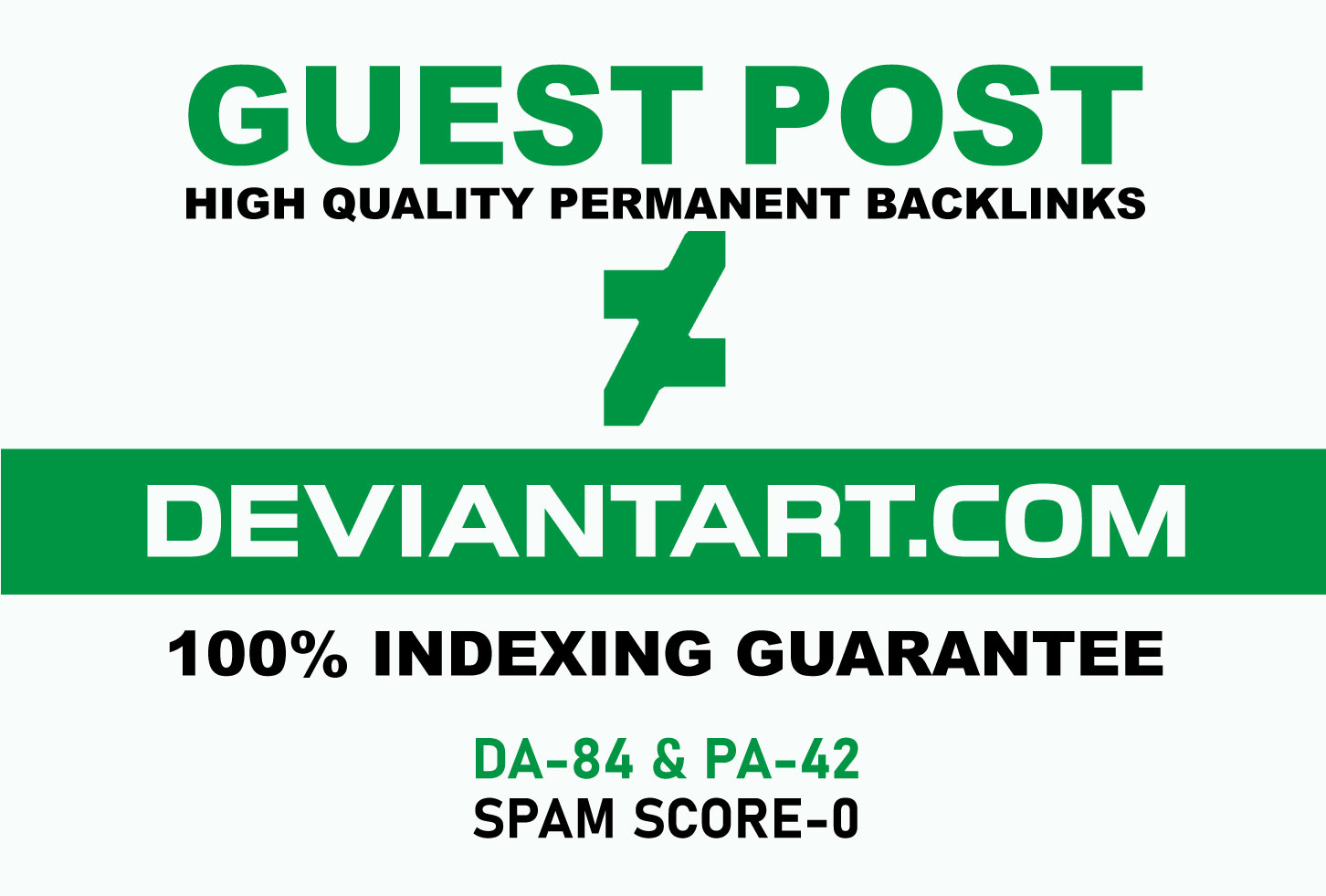 Publish A Guest Blog Post On deviantart. com DA-84 With 100 Indexing guarantee