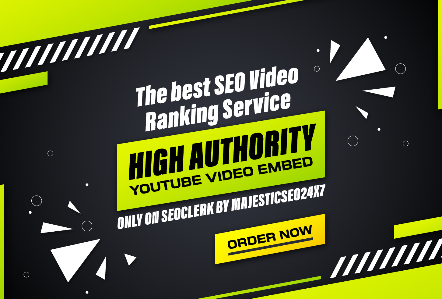 embed your youtube video in top web2 websites with the best seo video ranking