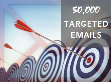 I will extract 50,000 keyword targeted emails for you