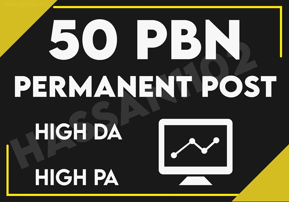 Update 2020 50 PBN On High DA Homepage Backlinks with High Metrics And Low Spam