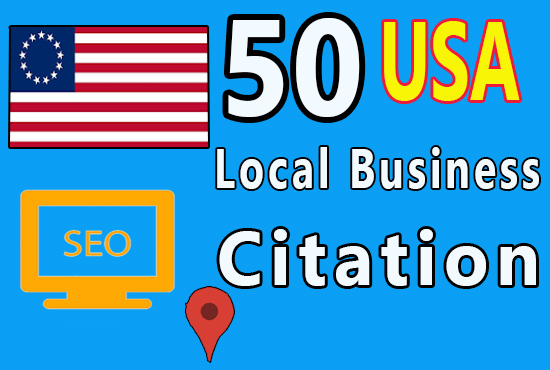 Offer - Local business SEO by Manual 50 Google Map Citations a best way to Boost your local Business