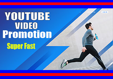 Youtube Video Promotion and Social Media Marketing Organic