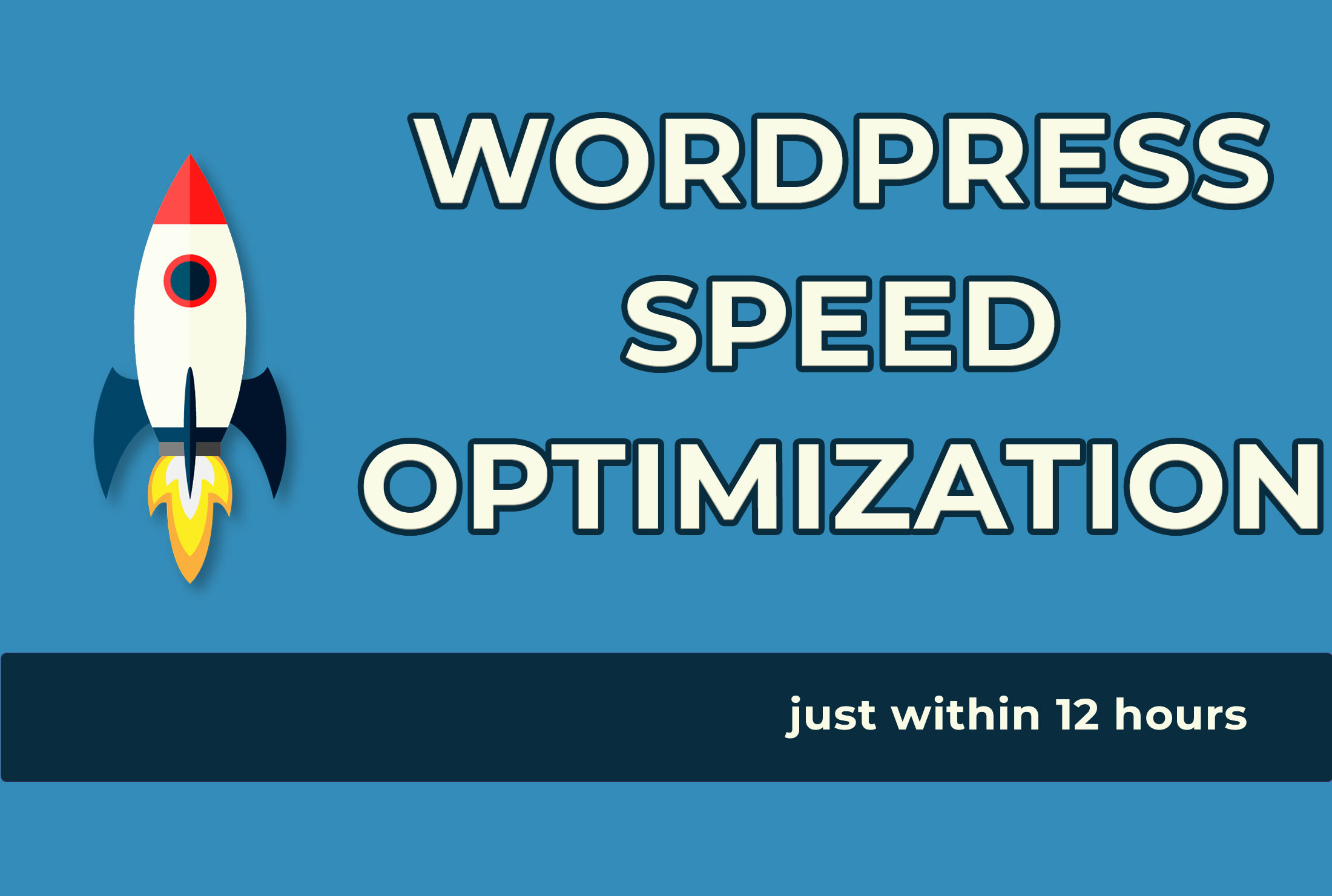 I will do WordPress speed optimization and improve loading time