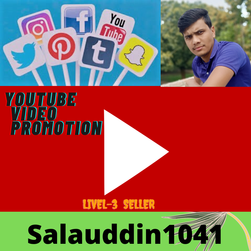 High quality YT video promotion available