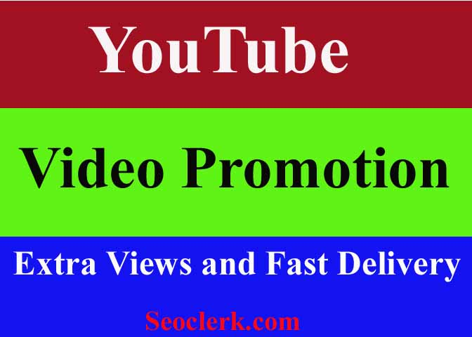 do fast youtube video promotion and marketing