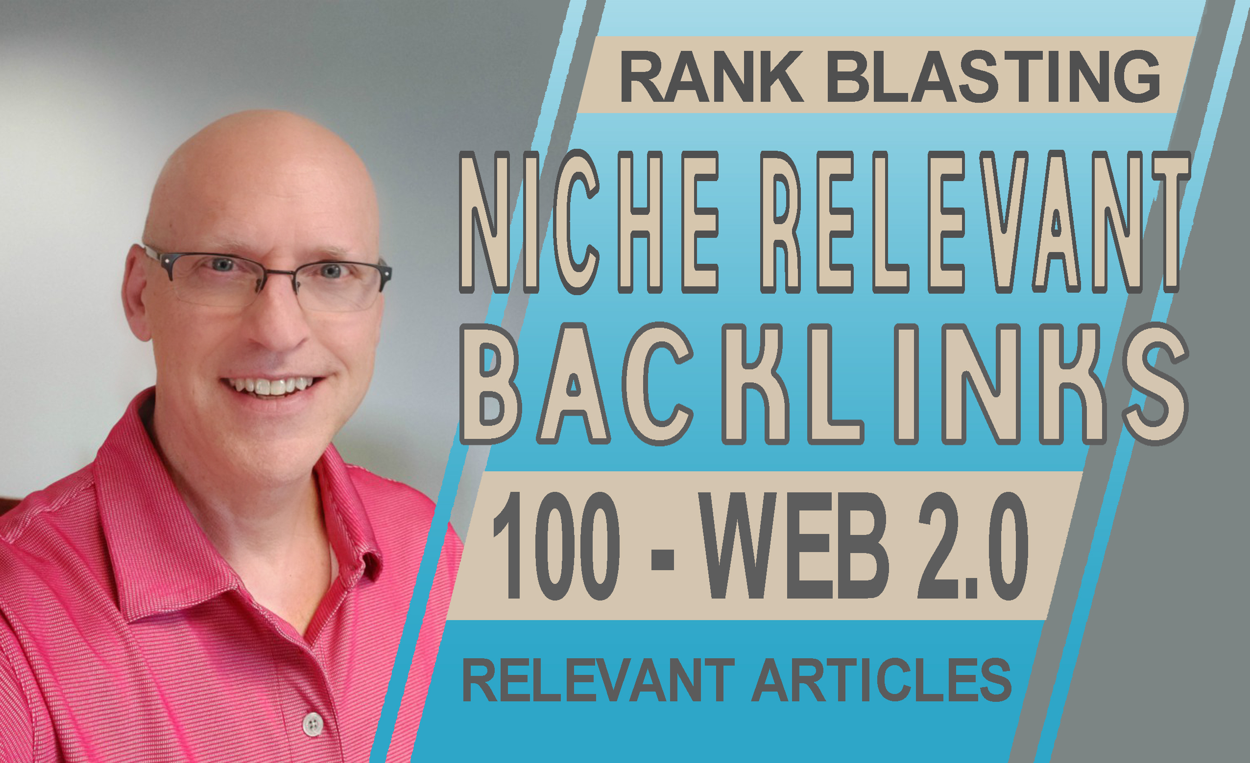 Alpha Niche Relevant - Aged Web 2.0 Backlinks