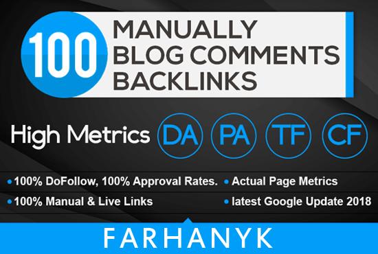 Make 100 Powerfull Domain High Da Pa Dofollow Blog Co...