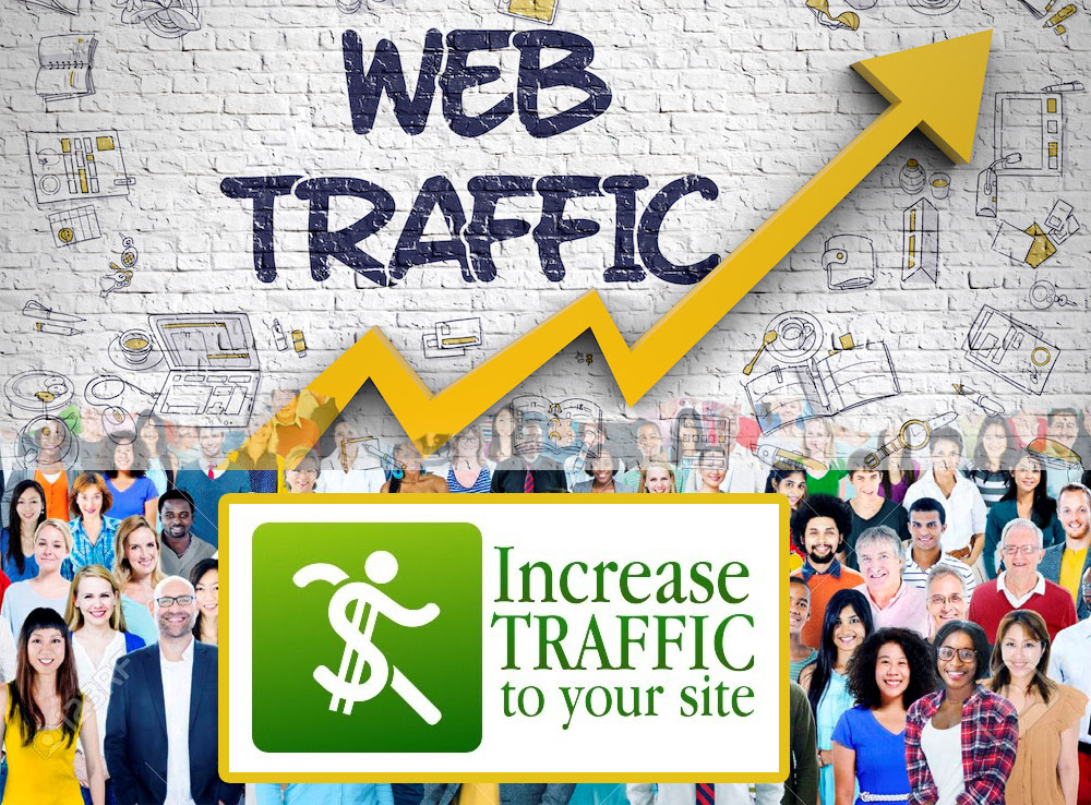 Website Traffic +3,500,000 TARGETED real human UNIQUE Website TRAFFIC