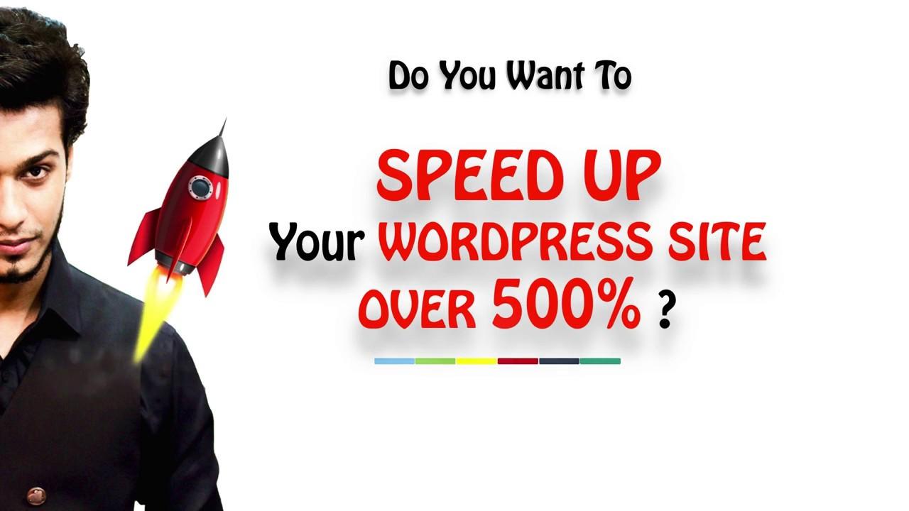 WordPress Loading Speed Optimization