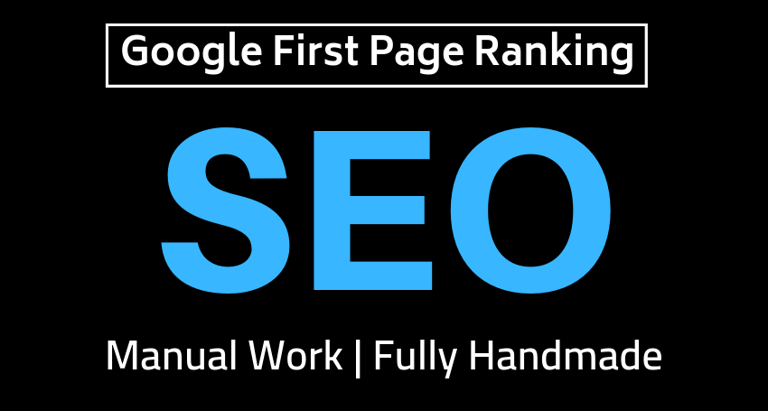 Google Top Ranking  High Quality SEO Backlinks For Google First Page