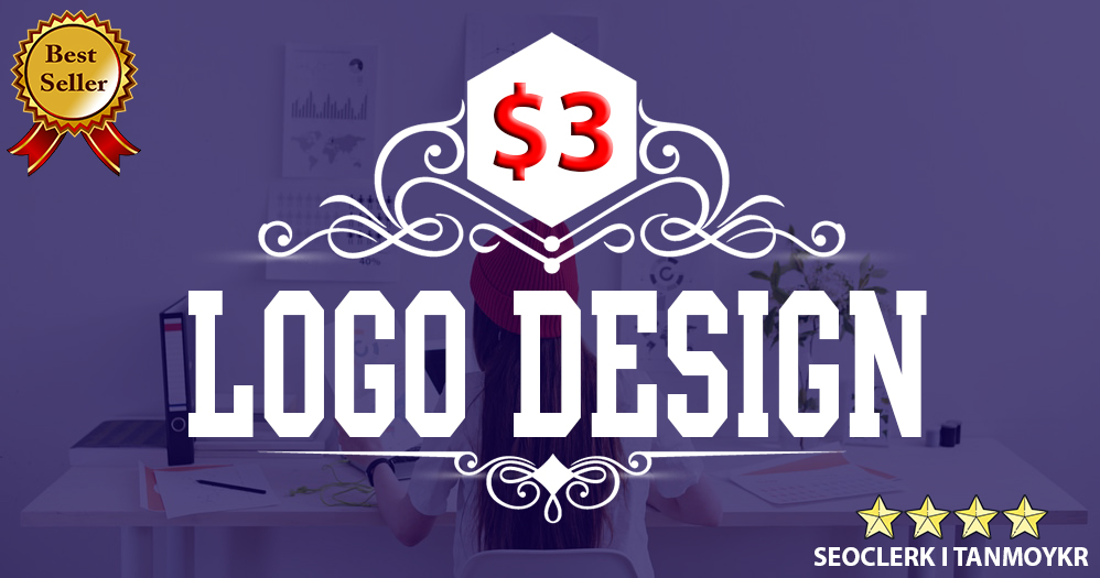 Design a Killer and High quality LOGO in 3 hours