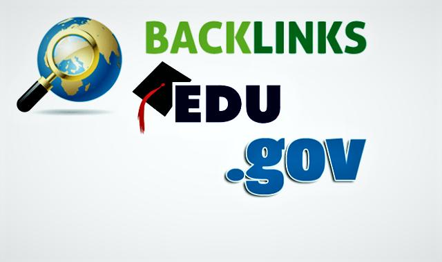20 Edu/Gov UNIQUE Domains Safe SEO Backlinks