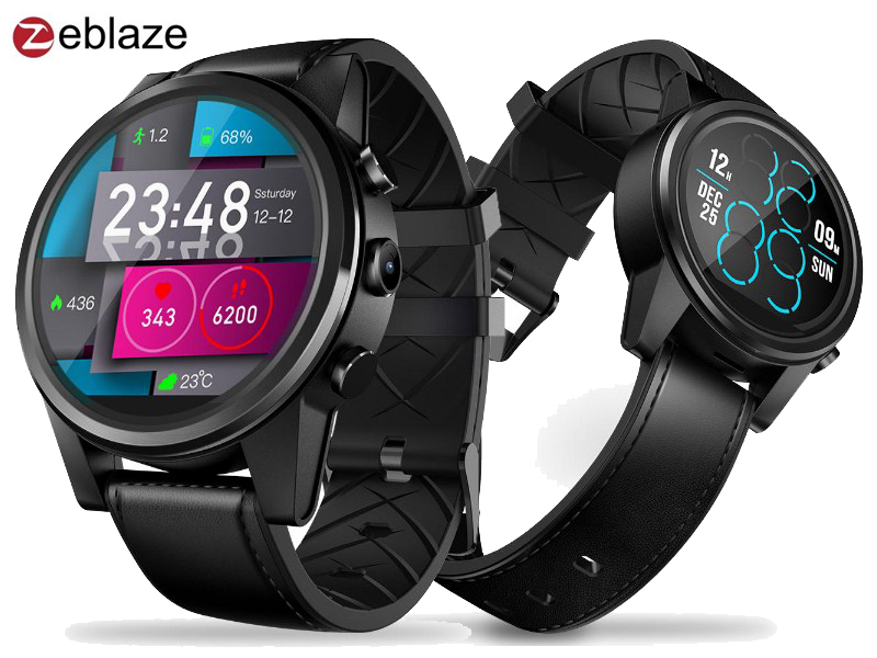 *BEST DEAL* 250 plus Round Android Smartwatches Faces (Zeblaze Thor or similar)