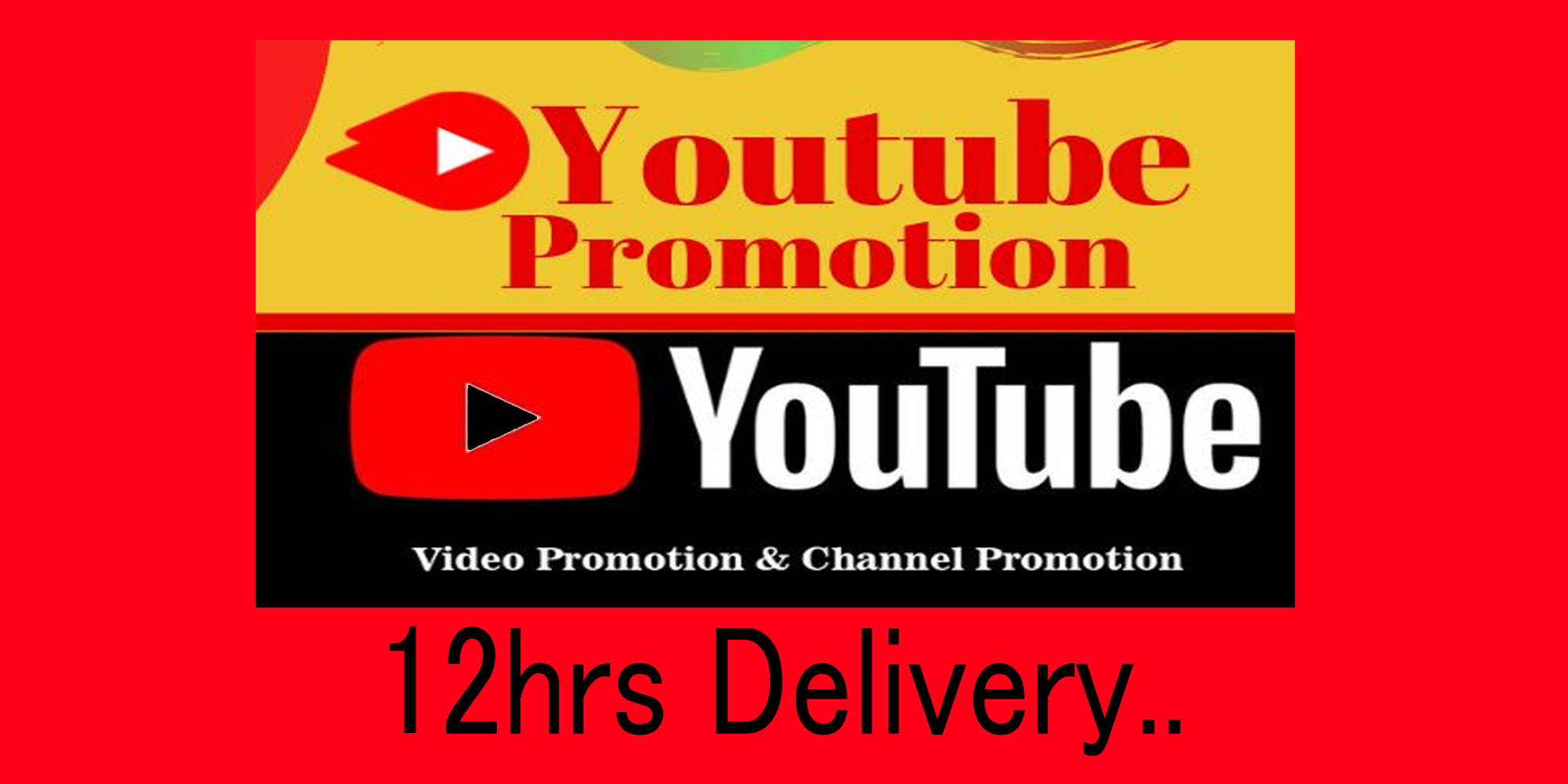 Organic Fast, nondrop Youtube Video Promotion and seo marketing
