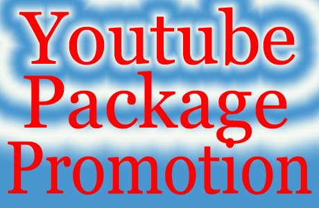 YouTube Package Promotion Super Fast Delivery