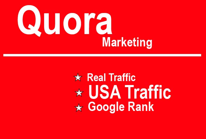 Get High-Quality QUORA backlinks