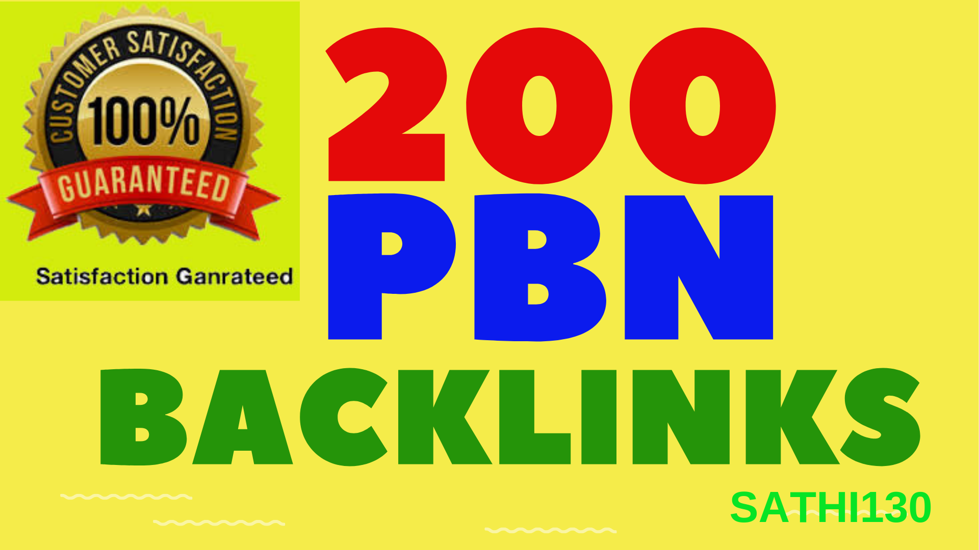 I provided you high quality 200 PBN back links