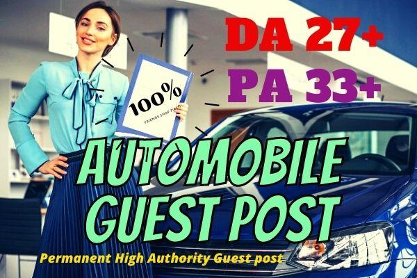 Automobile Insurance Guest post