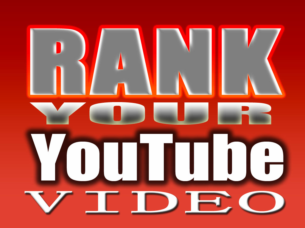 Organic YouTube Video Promotion and SEO Backlinks for video ranking