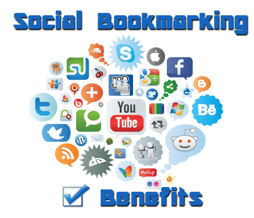 skyrocket your website with best 150 social bookmarking with good da pa