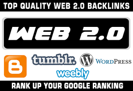 Premium Web2.0 Creation Service Different IP'S Multi Pages Hand Made Unique Content