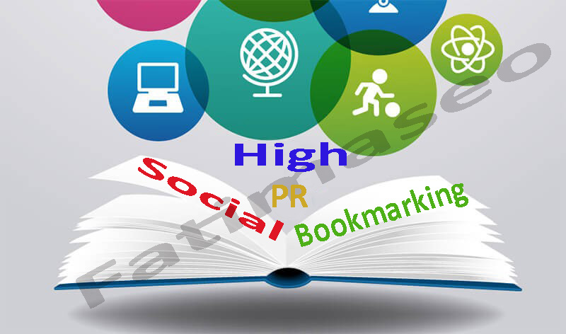 Create 30+ PR10 Social Bookmarking Live Backlinks for google rank