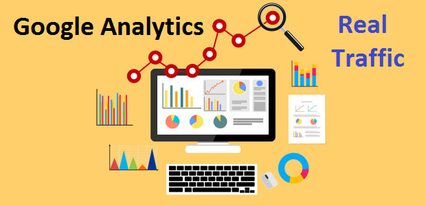 Add 22,000 Worldwide Website Google Analytics Traffic And Real Visitors For Online Marketing
