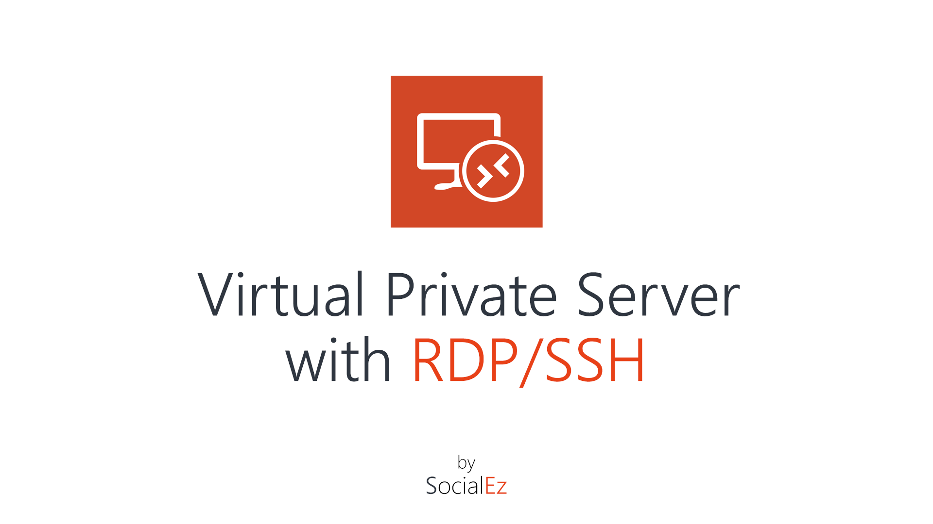 High-End Windows and Linux VPS with RDP/SSH Support Mining