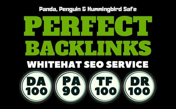 build 100 unique domain SEO backlinks on da100 tf100 sites Plus. EDU Link