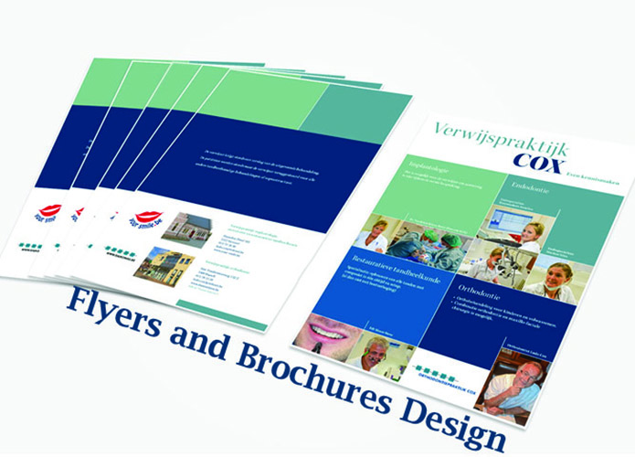 Do Creative Bifold Trifold Brochures And Flyers Within 24 Hrs