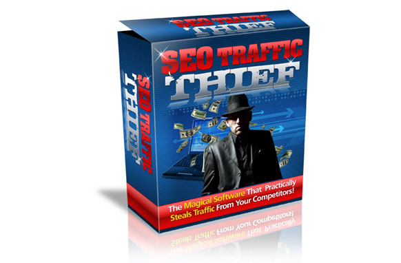 SEO Traffic Thief - Steal Traffic Search Rankings From Your Competitors