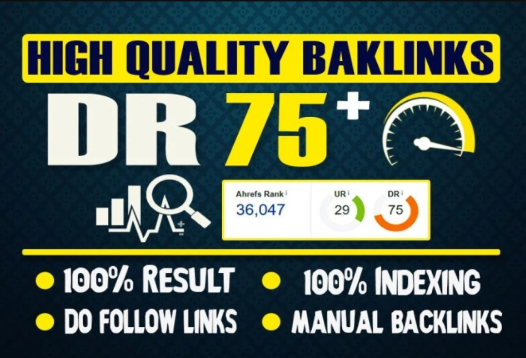 50 DR 70-50 HomePage HIGH QUALITY PBN Backlinks