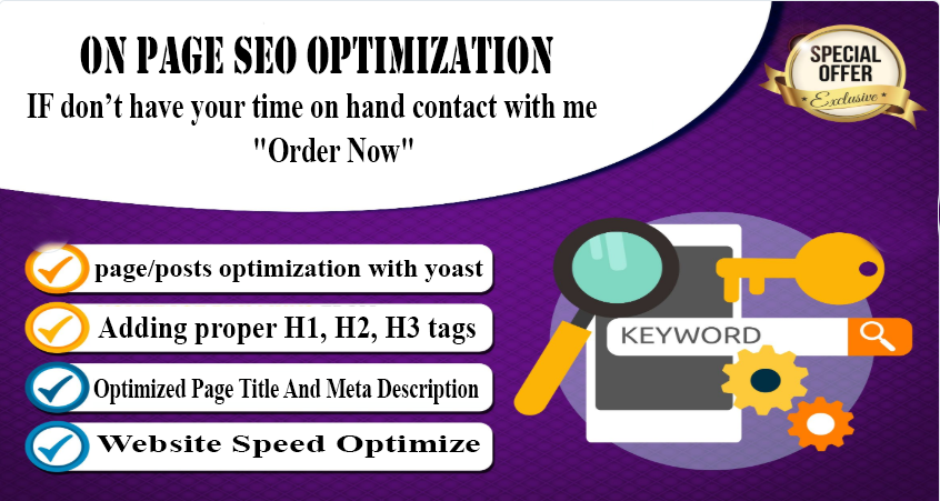 Best On Page SEO Optimization Your Wordpress Blog Pos...