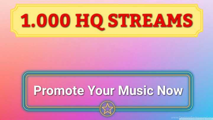 Promote Your Music Profile For Your Track Streams