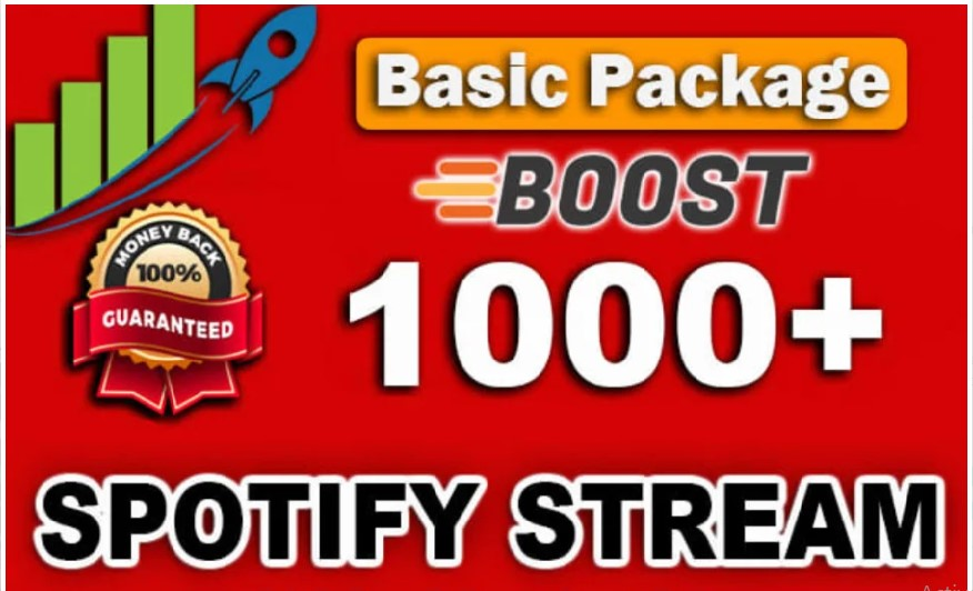 Promote 1000 Real Streams With HQ Organic Music Track Promotion