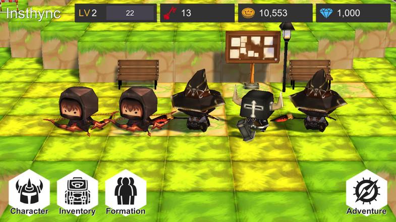Game Turnbase RPG Template v1.06b