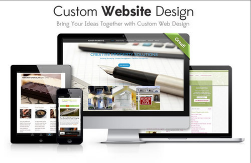 I will create a Custom Website for Any Type Of Business