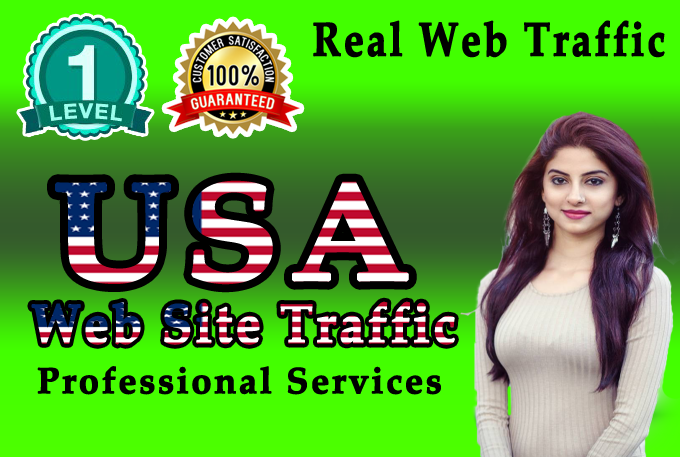 Send Unlimited And Genuine Traffic For 30 Days
