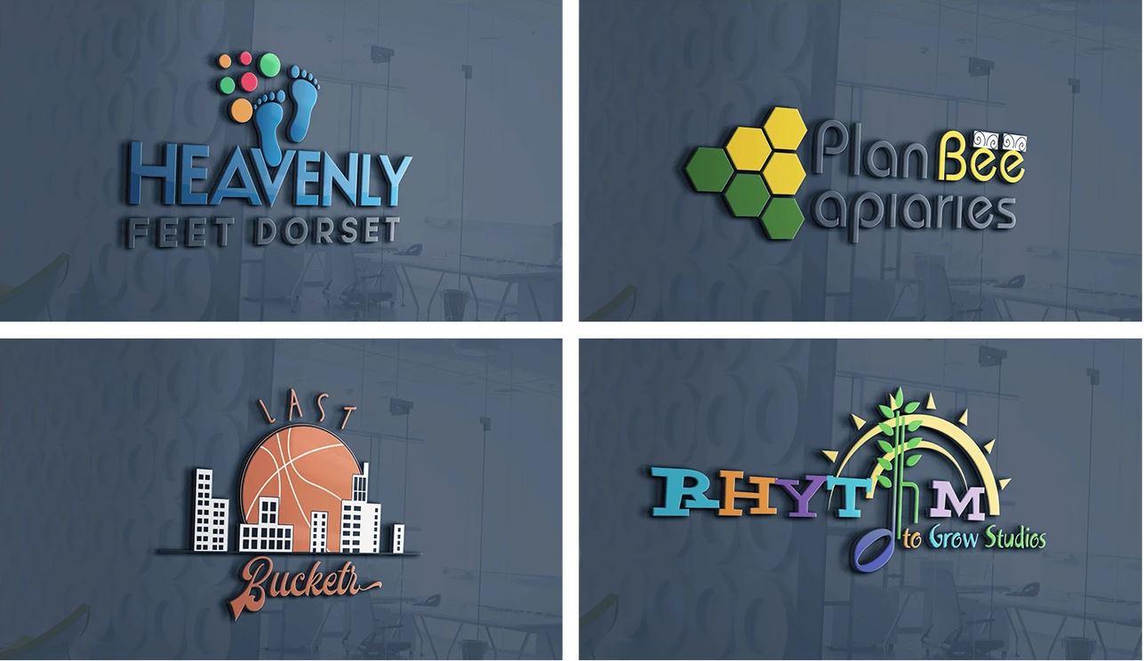 Design Modern professional Business Logo Design