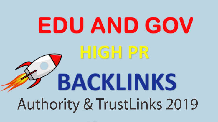 20 Trust and Authority. edu-. gov Links for your site