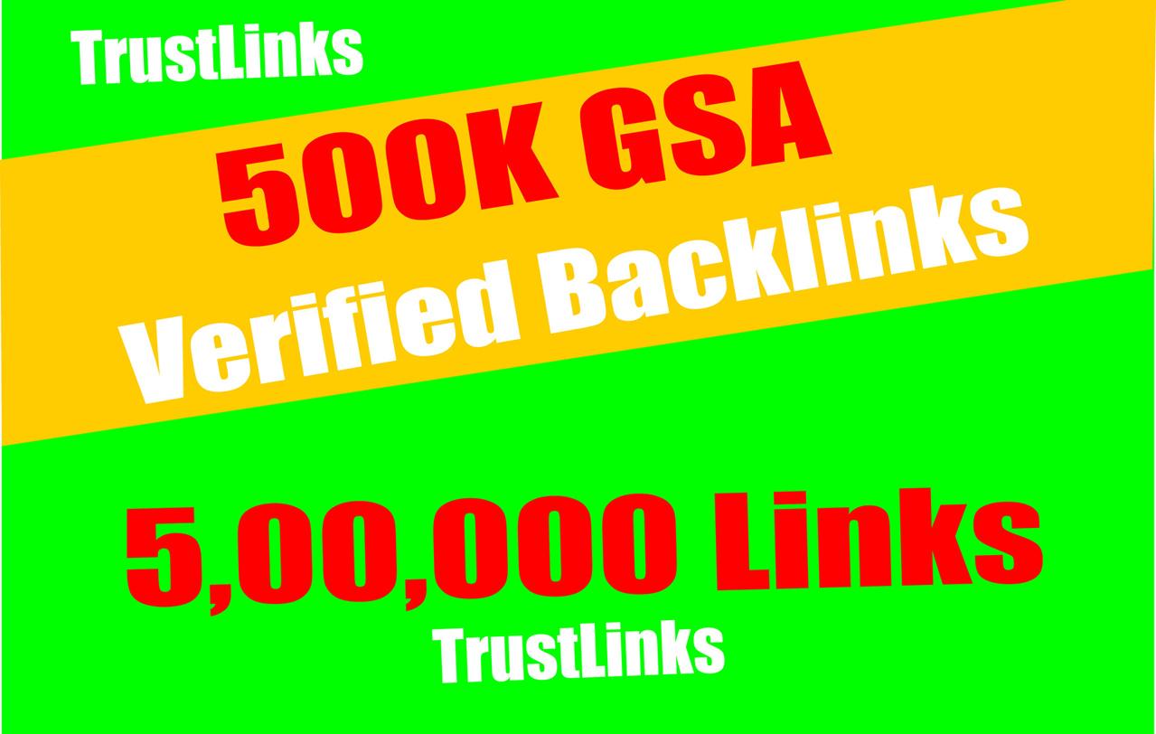 GSA Blast GSA SER To Create 5, 00,000 Backlinks